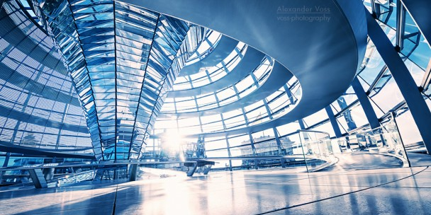 Architectural Photography: Berlin - Reichstag Building