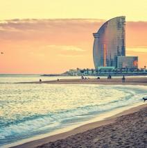 Barcelona – La Barceloneta Beach