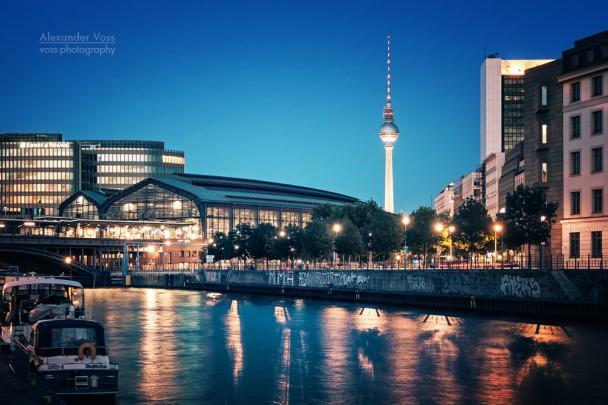 Berlin - Friedrichstrasse Station