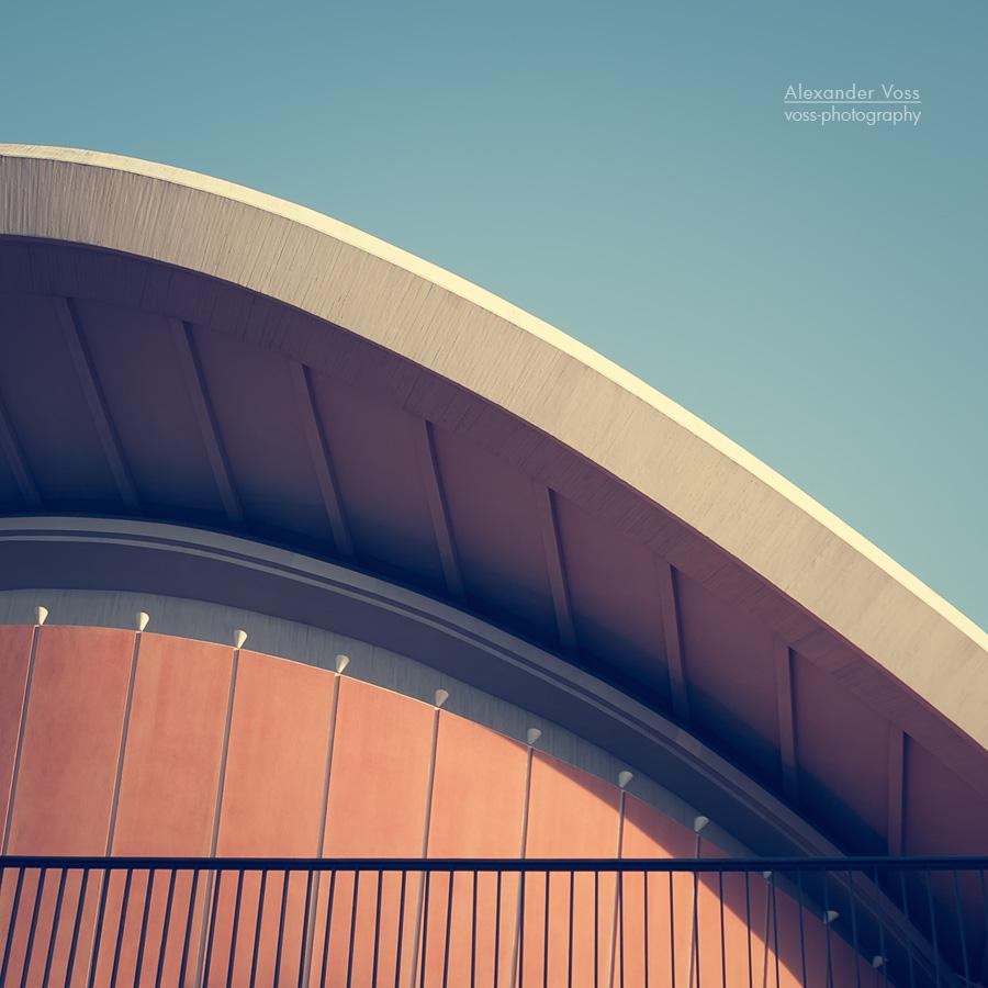 Architectural Photography Berlin Haus Der Kulturen Der Welt