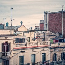 Barcelona – Roofscape