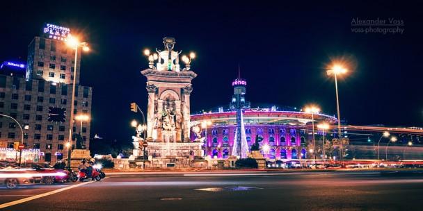 Barcelona - Placa d'Espanya