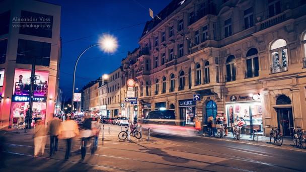 Berlin - Hackescher Markt / Oranienburger Strasse