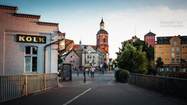 Berlin - Old Town of Spandau