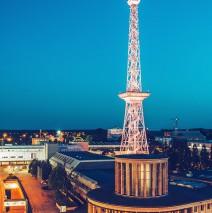 Berlin – Funkturm