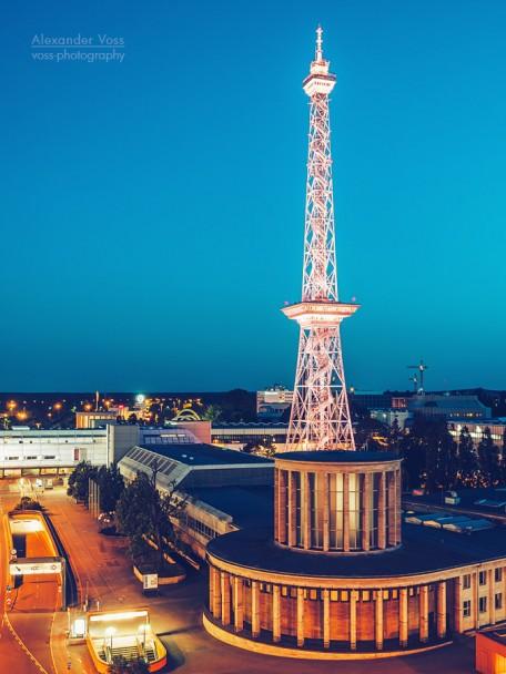 Berlin - Funkturm Radio Tower