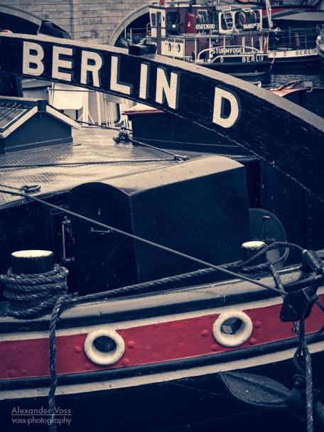 Berlin - Historischer Hafen