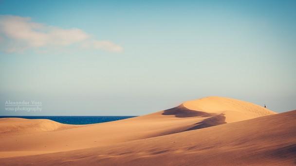 Gran Canaria - Dunas de Maspalomas