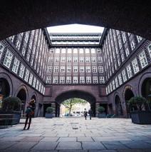 Hamburg – Chilehaus