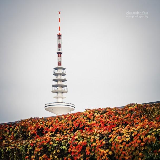 Hamburg - Fernsehturm