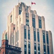 Montréal – Place d'Armes / Aldred Building