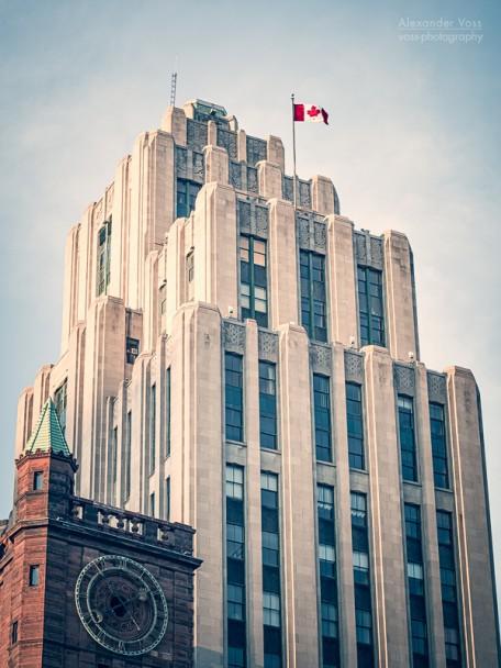 Montréal - Place d'Armes / Aldred Building