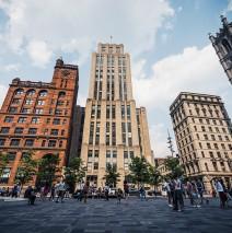 Montréal – Place d'Armes