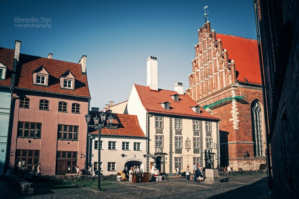Riga - Old Town