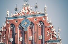 Riga – Schwarzhäupterhaus