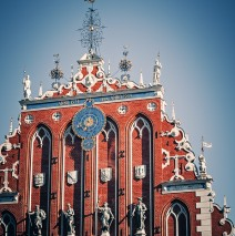 Riga – House of the Blackheads