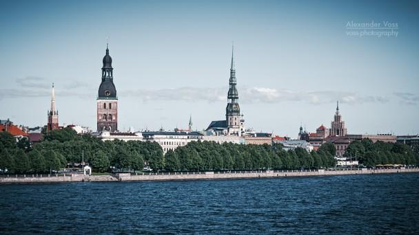 Riga - Skyline