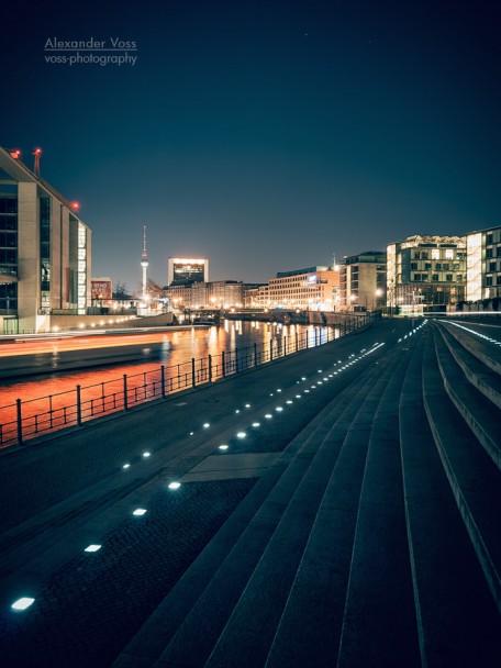Berlin - Reichstagufer