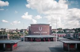 Berlin – U-Bahnhof Olympia-Stadion
