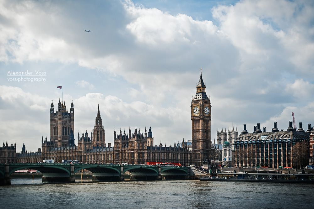 London – Palace of Westminster
