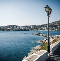 Andros – Batsi (Griechenland)