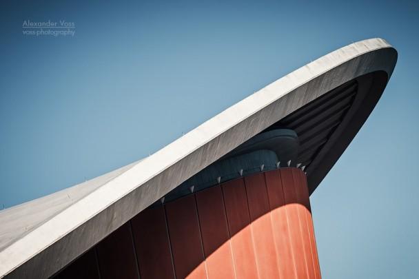Architekturfotografie: Berlin - Haus der Kulturen der Welt