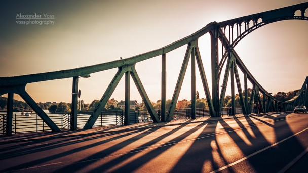 Berlin - Glienicke Bridge