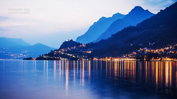 Iseosee (Italien)