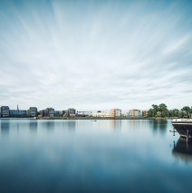Long Exposure: Berlin – Rummelsburger Bucht