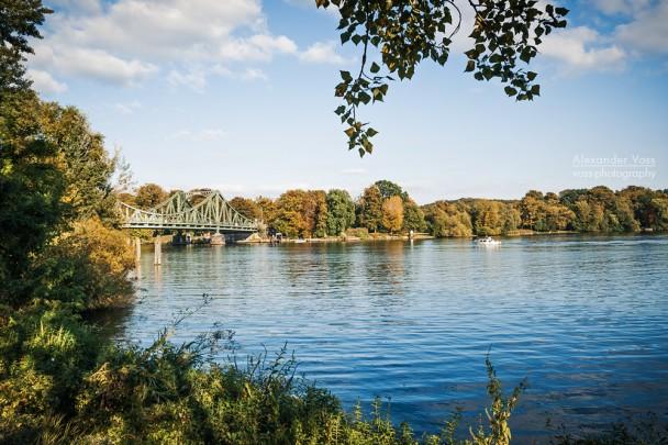 Potsdam - Havel / Glienicker Brücke