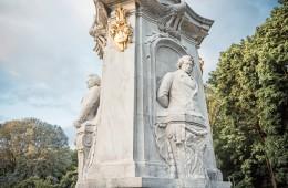 Berlin – Beethoven-Haydn-Mozart-Denkmal