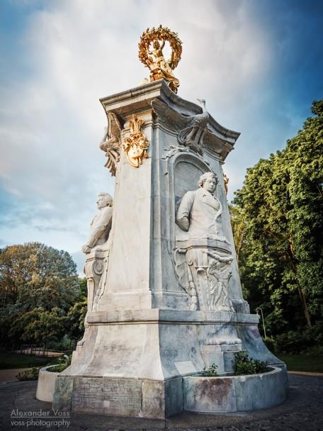 Berlin - Beethoven-Haydn-Mozart Memorial