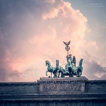 Berlin – Brandenburger Tor / Quadriga