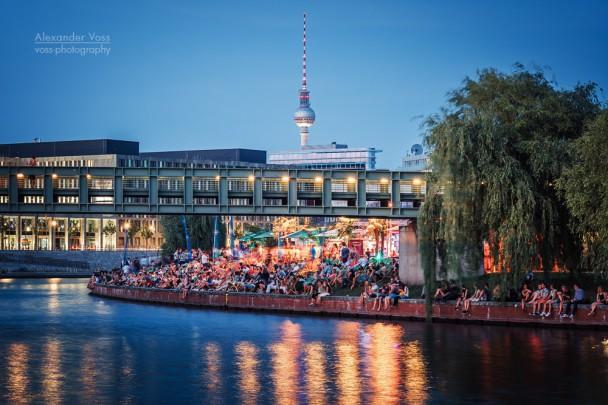 Berlin - Capital Beach Bar