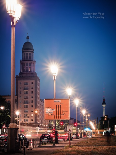 Berlin - Frankfurter Allee