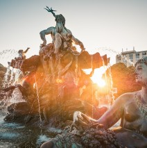 Berlin – Neptune Fountain