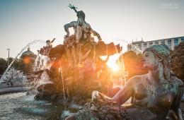 Berlin – Neptunbrunnen