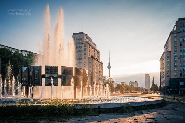 Berlin - Strausberger Platz