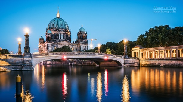 Berlin Cathedral / Museum Island