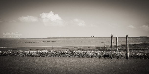 Black and White Photography: North Sea Coast / East Frisia