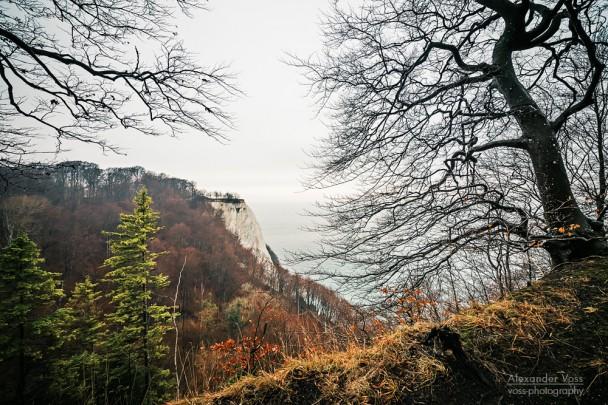 Rugen Island - Königsstuhl Chalk Cliff
