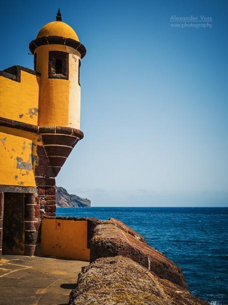 Madeira - Funchal / Fortaleza de Sao Tiago