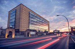 Osthafen Berlin – Eierspeicher / Universal Music