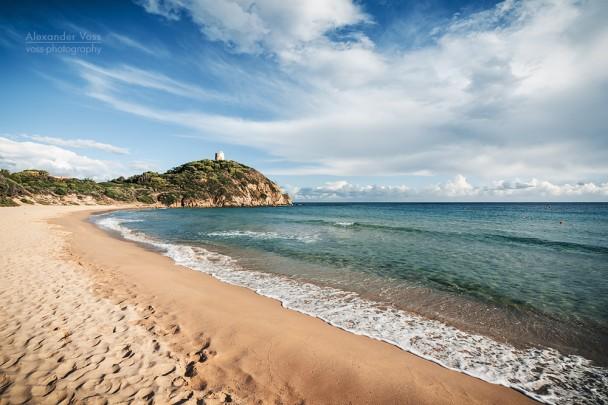 Sardinien - Chia / Costa del Sud