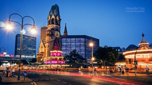 Berlin - City West / Breitscheidplatz