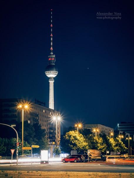 Berlin - Karl-Marx-Allee
