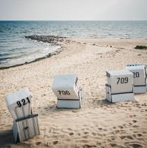 List auf Sylt – Nordsee und Strandkörbe