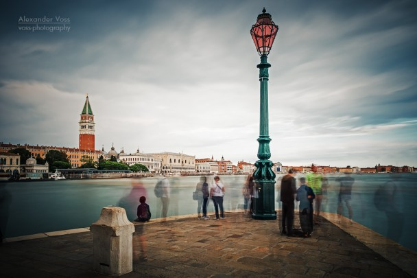 Venedig - Punta della Dogana