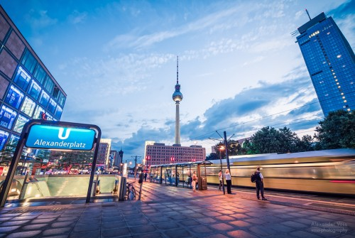 Berlin – Alexanderplatz