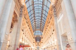 Mailand – Galleria Vittorio Emanuele II
